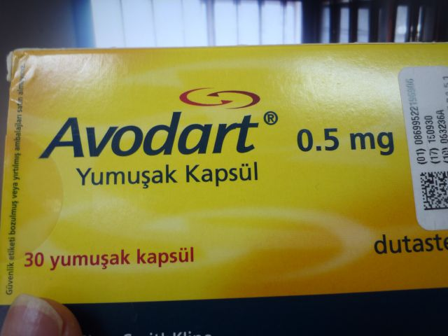 新しい薬に賭ける|アボダート(アボルブ)