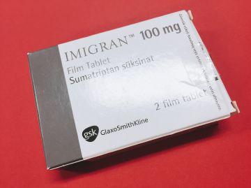 虫歯の痛みに イミグラン100mg【3箱セット】